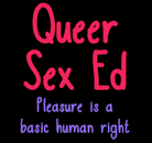 LOGO FOR QUEER SEX ED